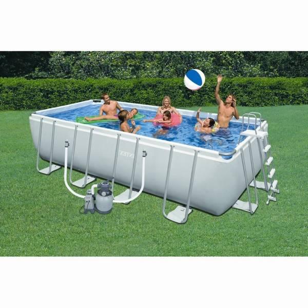 rustine piscine intex