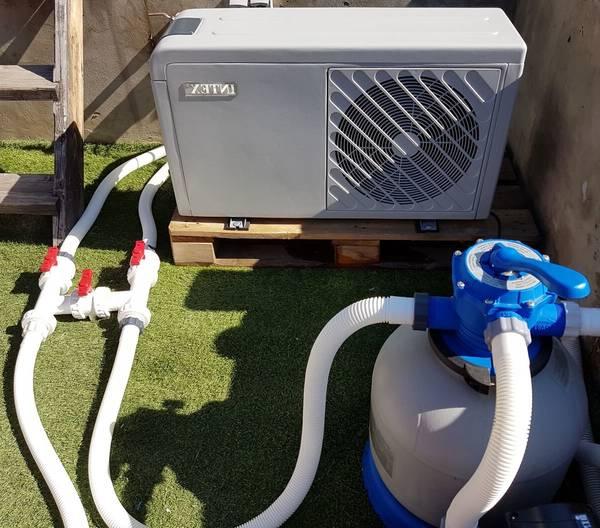 condensateur pompe piscine