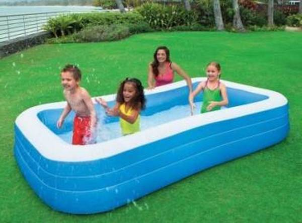 piscine des fins