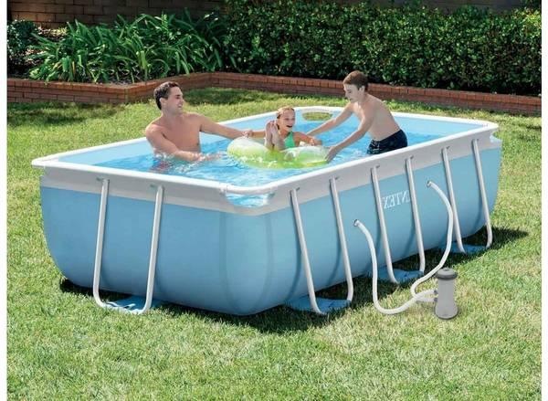 piscine resine