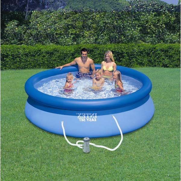 filtration piscine hors sol