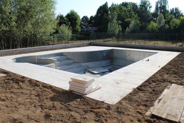 piscines hors sol bois