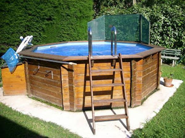 pompe a chaleur piscine hors sol