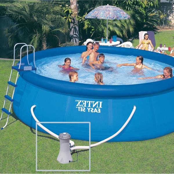 action piscine
