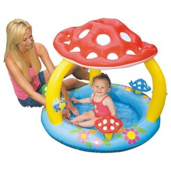 trampoline bebe