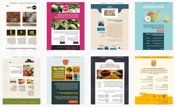 marketing email templates online