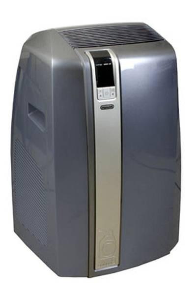 delonghi climatiseur mobile monobloc - reversible: non - pacn90 silent eco