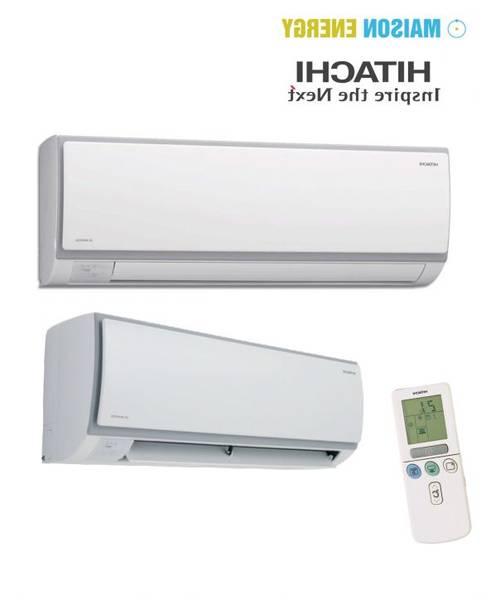 catalogue hitachi climatisation 2018